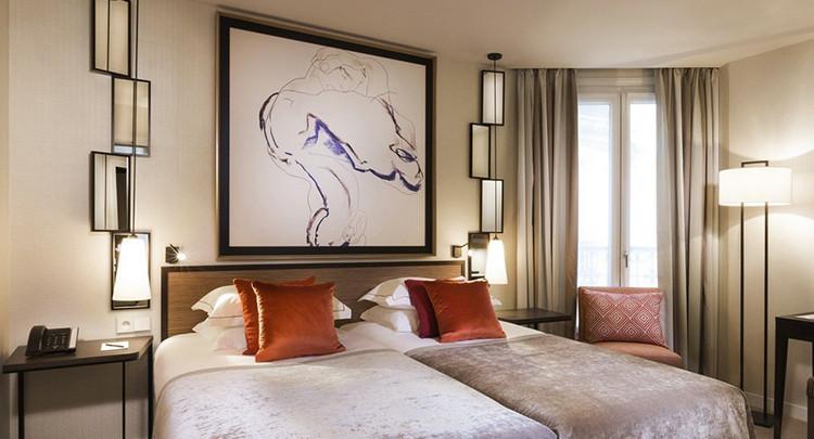 Hotel Balmoral in Paris