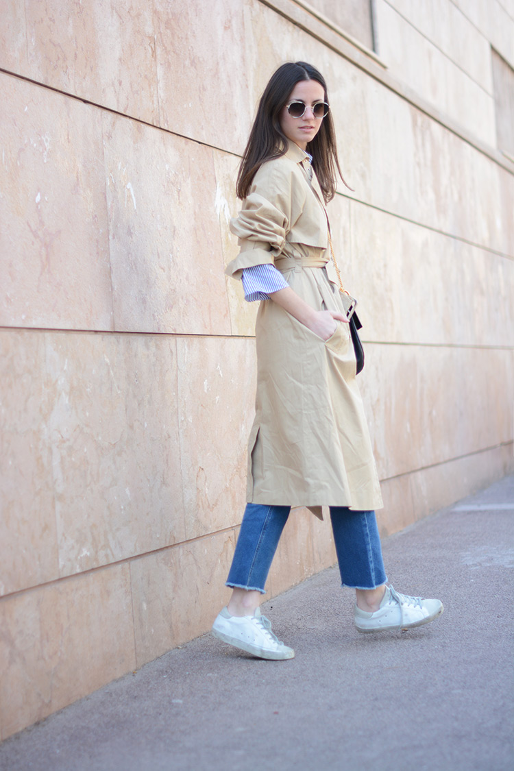 trench-coat The Perfect Spring Look