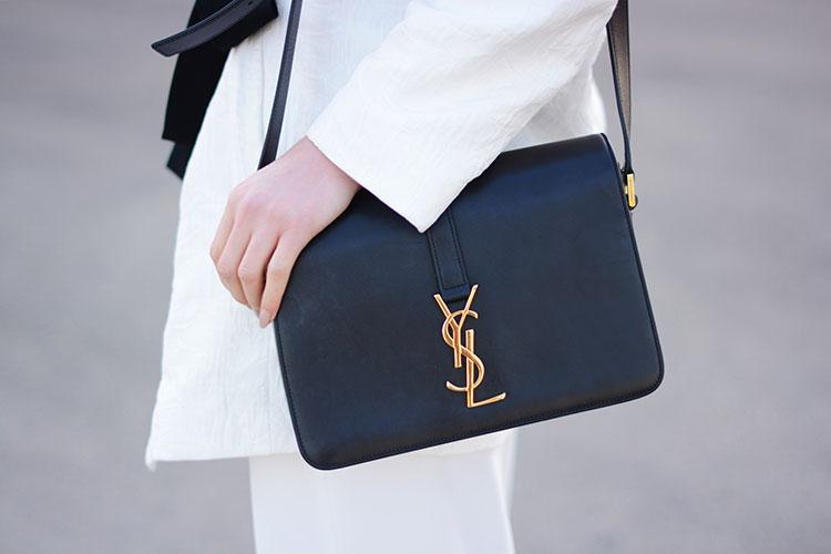 saint-laurent-bag Why Total White?