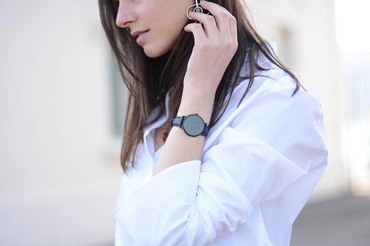 cluse-watch-fashionvibe You Can Never Go Wrong With A Classic Look