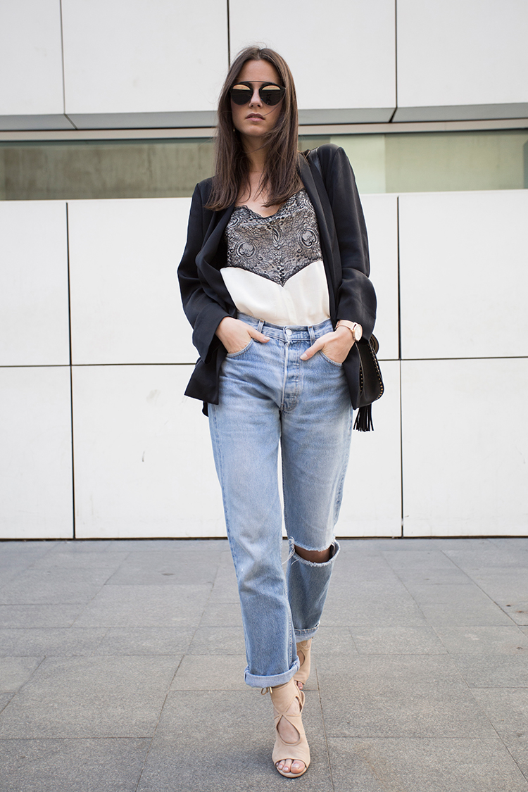make-it-simple-baby-1 Lace on Denim!