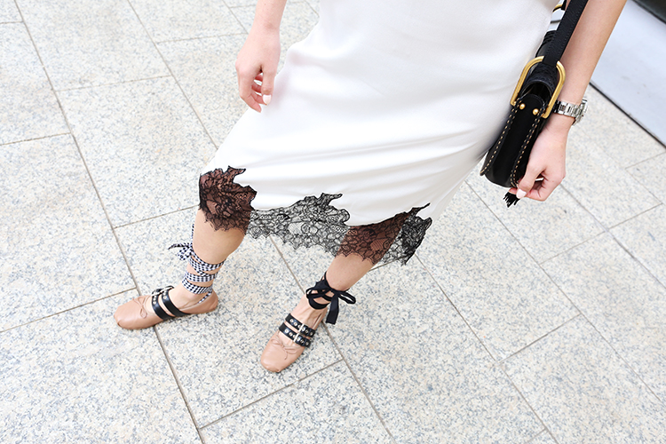 lace-dress-ballerinas-fashionvibe-miu-miu-shoes Ballerinas Are Back