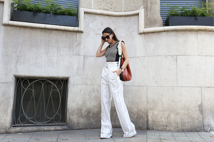 summer-chic-celine-top-balenciaga-pants-fashionvibe The Summer Chic Look