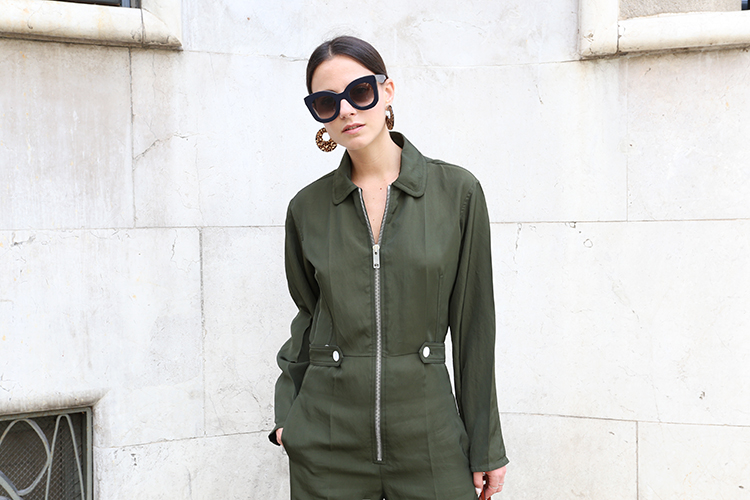 celine-khaki-fashionvibe The Celine Jumpsuit!