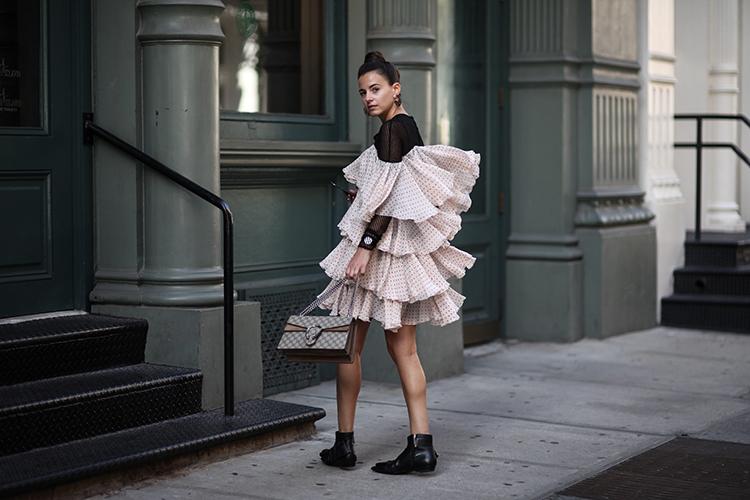 philosophy-di-lorenzo-serafini Shakin' This Philosophy Dress