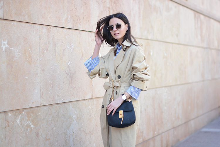 trench-coat-call The Perfect Spring Look