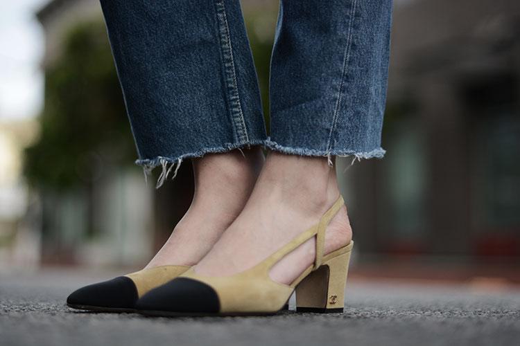 chanel-slingback-shoes La La Land