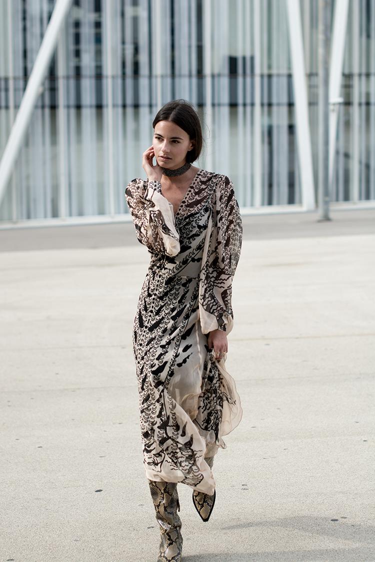 HM-studio-collection-fashionvibe-dress-snake-boots H&M Studio Collection
