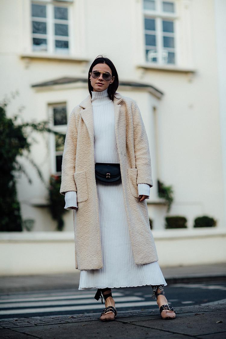 "rib-dress-white-london-fashionvibe-fashion Find the perfect ""everyday rib dress"""