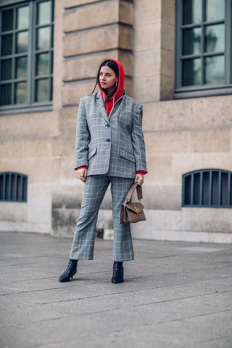 plaid-paris-suit-fashion-week-fashionvibe My Very Paris Fashion Week Plaid Suit
