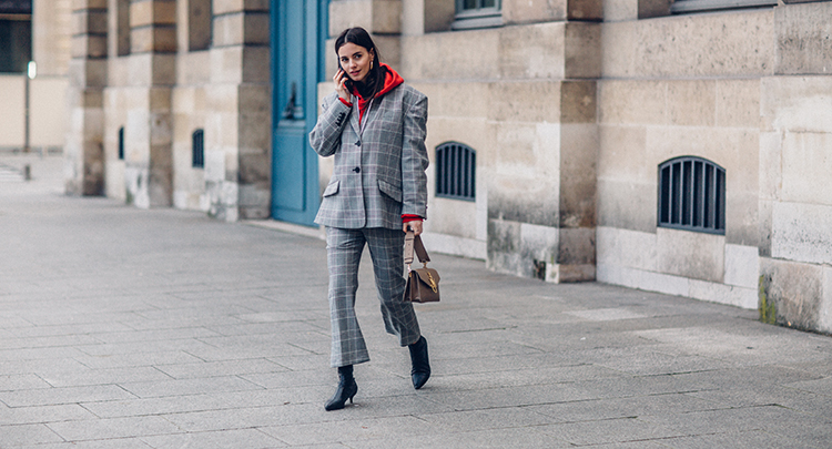 plaid-paris-suit-fashion-week-zara-fashionvibe My Very Paris Fashion Week Plaid Suit